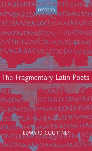 9780199265794: The Fragmentary Latin Poets