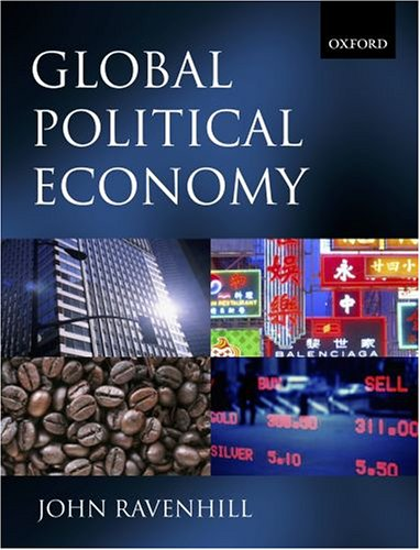 global political economy thesis We're pleased to invite you to a brookings book club event, where author kemal derviş will share his insights on the deep economic and political transformations we are witnessing, from the .