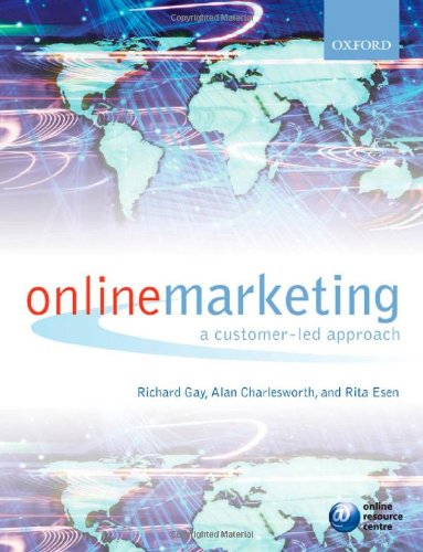 9780199265855: Online Marketing: A Customer-Led Approach