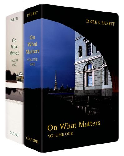 9780199265923: On What Matters: Two-volume set (The Berkeley Tanner Lectures)