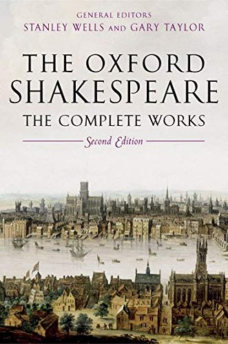 9780199267170: The Oxford Shakespeare: The Complete Works, 2nd Edition