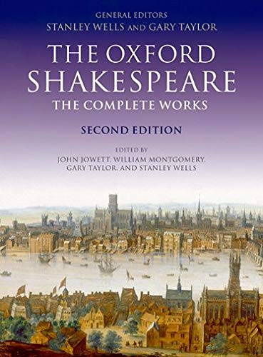 9780199267187: William Shakespeare: The Complete Works (Oxford Shakespeare)