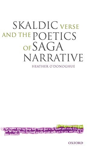 9780199267323: Skaldic Verse and the Poetics of Saga Narrative