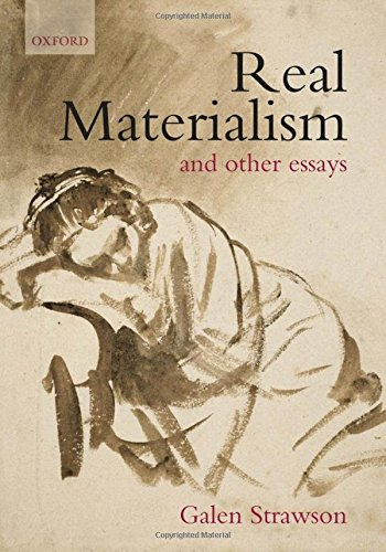 9780199267439: Real Materialism: and Other Essays