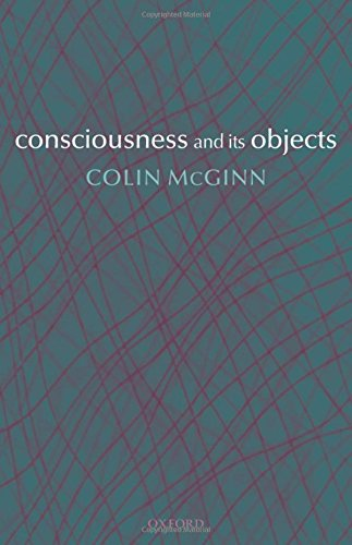 9780199267606: Consciousness and Its Objects