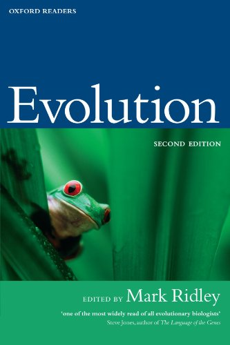 9780199267941: Evolution (Oxford Readers)