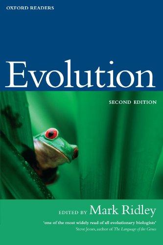 9780199267941: Evolution (Oxford Readers)