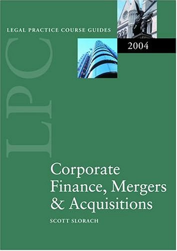 LPC Corporate Finance, Mergers and Acquisitions