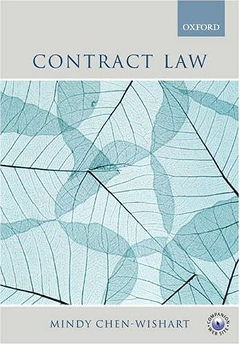 9780199268146: Contract Law