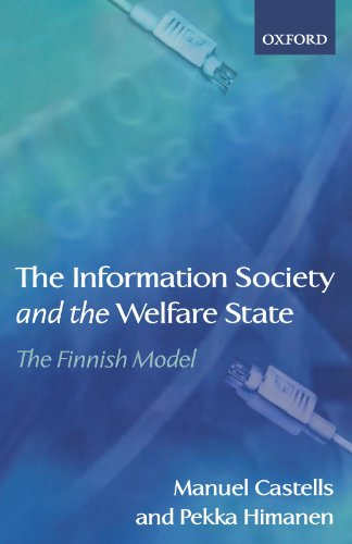 9780199269112: The Information Society and the Welfare State: The Finnish Model