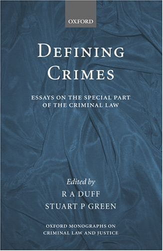 extended definition essay on crime