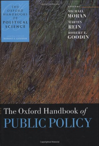 9780199269280: The Oxford Handbook of Public Policy (Oxford Handbooks of Political Science)