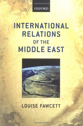 9780199269631: International Relations of the Middle East