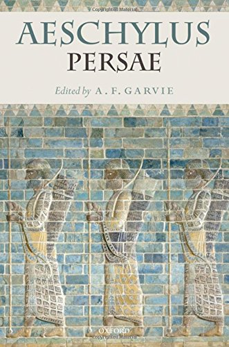 9780199269891: Aeschylus: Persae: with Introduction and Commentary by A.F. Garvie