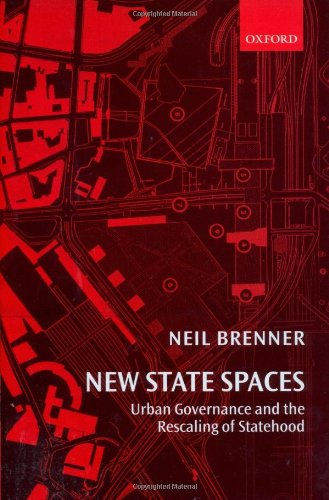 9780199270057: New State Spaces: Urban Governance and the Rescaling of Statehood
