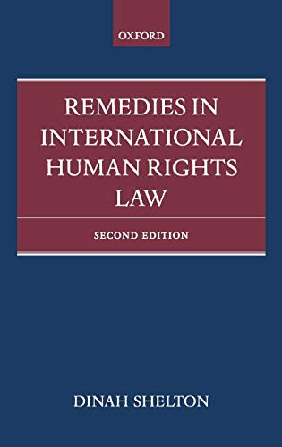 9780199270088: Remedies in International Human Rights Law