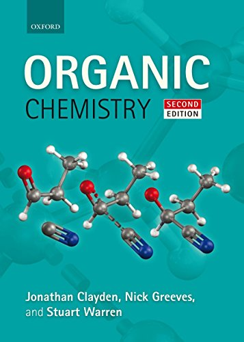 Organic Chemistry: Jonathan Clayden, Nick