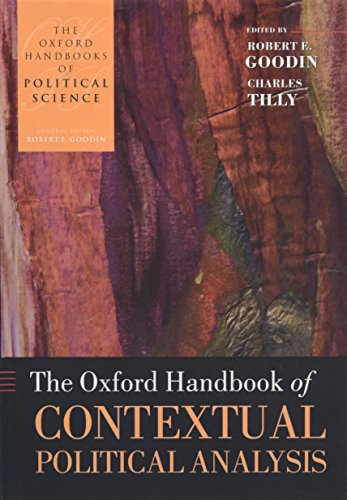 9780199270439: The Oxford Handbook of Contextual Political Analysis