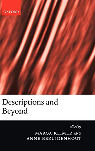 9780199270514: Descriptions and Beyond
