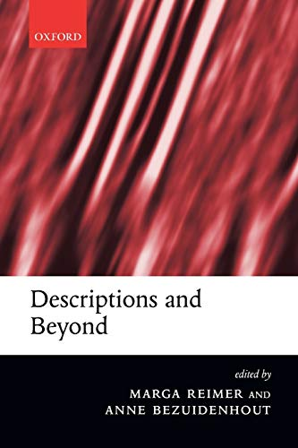 9780199270521: Descriptions and Beyond
