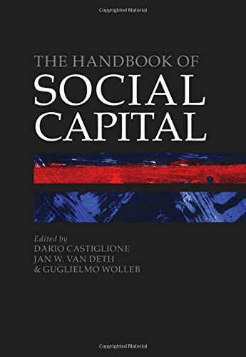 9780199271238: The Handbook of Social Capital