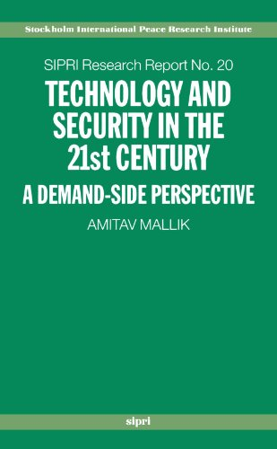 Technology and Security in the 21st Century: Mallik, Amitav