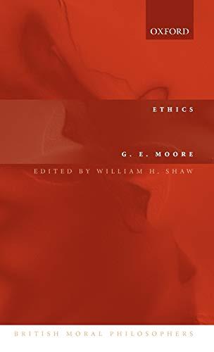 9780199272006: Ethics (British Moral Philosophers)