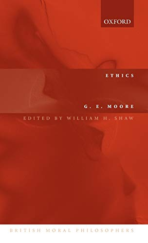 9780199272006: Ethics (British Moral Philosophers)