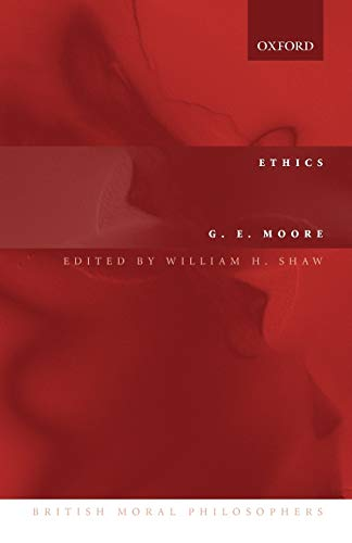 9780199272013: Ethics (British Moral Philosophers)
