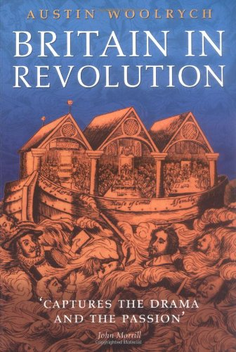 9780199272686: Britain in Revolution: 1625-1660