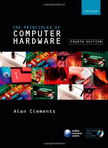 9780199273133: Principles of Computer Hardware