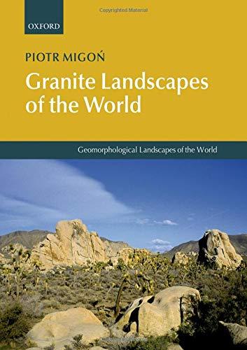 9780199273683: Granite Landscapes of the World