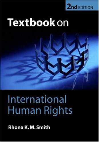 9780199274161: Textbook on International Human Rights