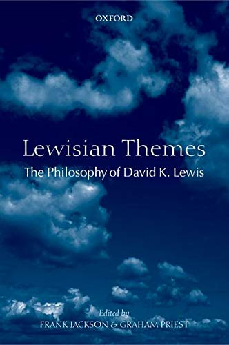 9780199274550: Lewisian Themes: The Philosophy of David K. Lewis