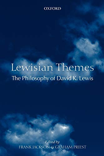 9780199274567: Lewisian Themes: The Philosophy of David K. Lewis