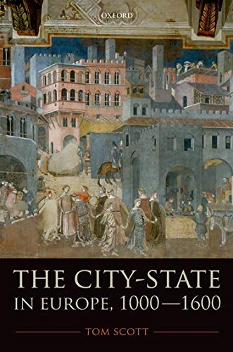 9780199274604: The City-State in Europe, 1000-1600: Hinterland, Territory, Region