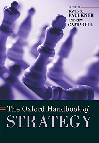 9780199275212: The Oxford Handbook of Strategy: A Strategy Overview and Competitive Strategy (Oxford Handbooks in Business and Management C)