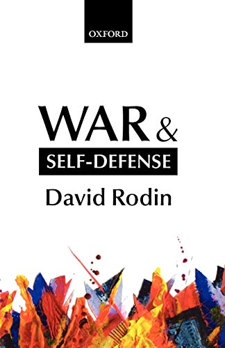 9780199275410: War and Self-Defense
