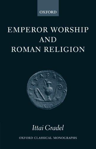 9780199275489: Emperor Worship and Roman Religion (Oxford Classical Monographs)