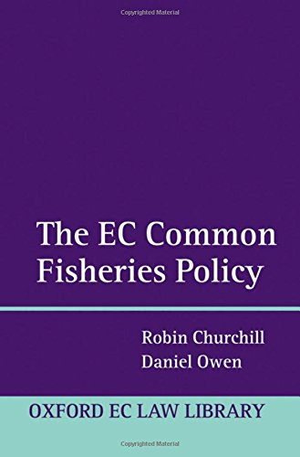 9780199275847: The EC Common Fisheries Policy