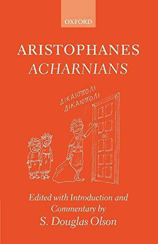 9780199275861: Aristophanes' Acharnians
