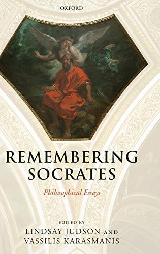 9780199276134: Remembering Socrates: Philosophical Essays