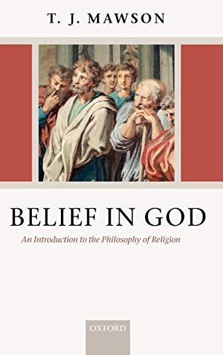 9780199276318: Belief in God: An Introduction to the Philosophy of Religion