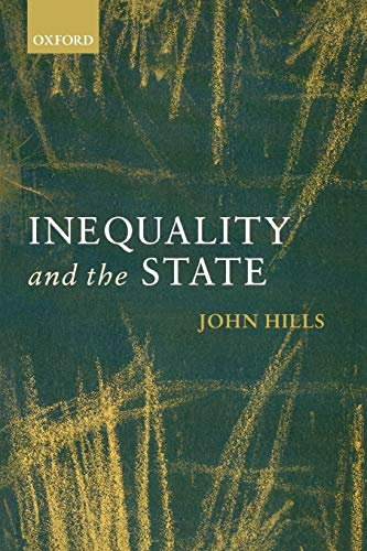 9780199276646: Inequality and the State