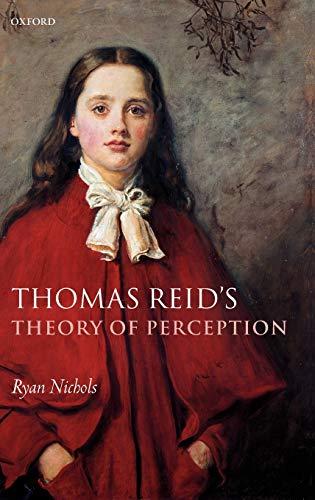 9780199276912: Thomas Reid's Theory of Perception