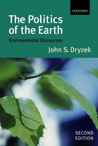 9780199277391: The Politics of the Earth: Environmental Discourses