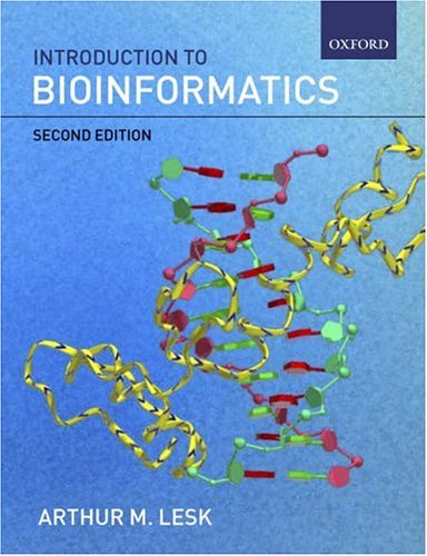 9780199277872: Introduction to Bioinformatics