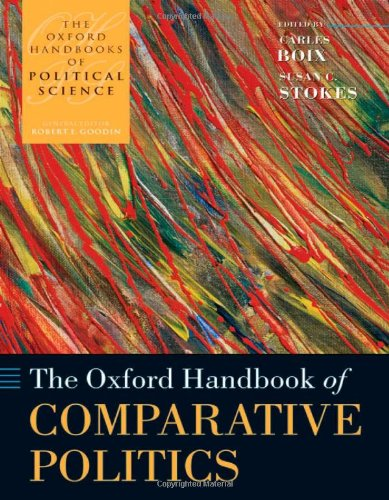 9780199278480: The Oxford Handbook of Comparative Politics (OXFORD HANDBOOKS POL SCIENCE SERI OHPS C)