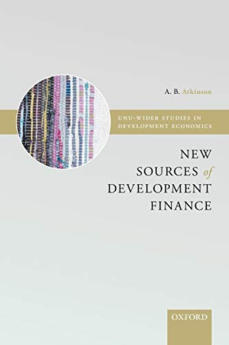 New Sources of Development Finance (Paperback)