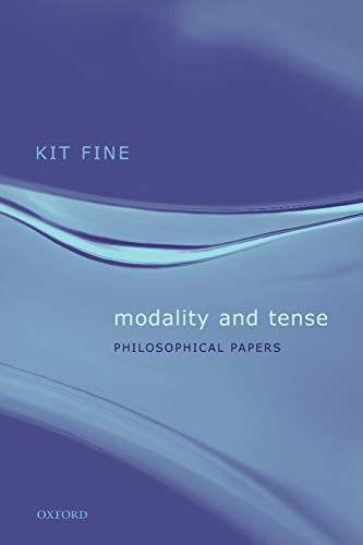 9780199278718: Modality and Tense: Philosophical Papers